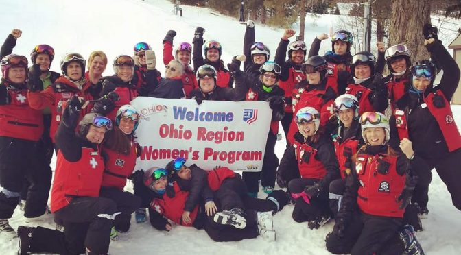 2017 Ohio Region Women's Program was a raging success!