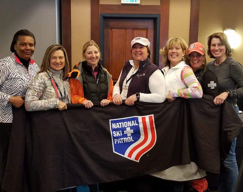 Ohio Region Women at the 2018 Women's Summit, Squaw Valley